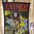 Exumer - Patch - Exumer - Rising from the Sea