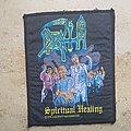 Death - Spiritual Healing  Patch