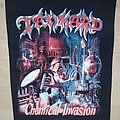 Tankard - Chemical Invasion Backpatch
