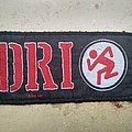 D.R.I. Patch