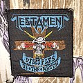 Testament - Patch - Testament - Discipes of the watch