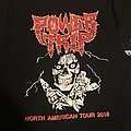 Power trip North American tour shirt 2018
