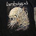 Lamb of god 2016 tour shirt
