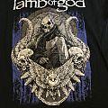Lamb of god 2015 tour shirt