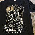 Volbeat tour shirt 2016