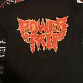 Power trip spikey  snake shirt