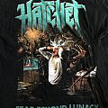 Hatchet fear beyond lunacy shirt