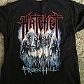 Hatchet frozen hell tour shirt