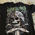 Warbringer 2016 tour shirt