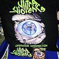 Ultra- violence operation misdirection shirt cd patch