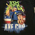 Lich king axe cop shirt