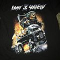 Lost society fast loud death shirt