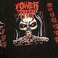 Power trip waiting around to die long sleeve