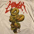Havok United snakes of America white shirt