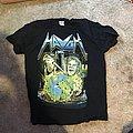 Havok unnatural selection pacific rim tour 2014 shirt