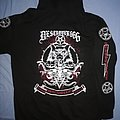 Destroyer 666 - hoodie (+Terror Abraxas CD)
