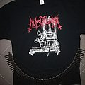 Nunslaughter T-shirt+Angelic Dread CD
