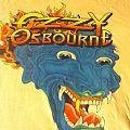 Ozzy Osbourne - TShirt or Longsleeve - Ozzy Osbourne tattoos