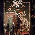 "Slayer ""black magic"" action figure"