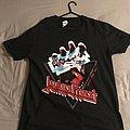 Judas Priest - British Steel Distressed / TS / Black / M TShirt or Longsleeve