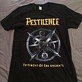 Pestilence - Testimony of the Ancients / TS / M TShirt or Longsleeve