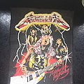 Metallica - Patch - 1984 Metallica RTL Bootleg backpatch