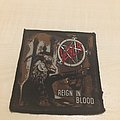 1980's Reign In Blood patch!