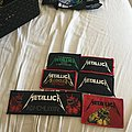 Metallica - Patch - Vintage Metallica patches!