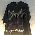 Mayhem - TShirt or Longsleeve - Early Mayhem De Mysteriis Shirt