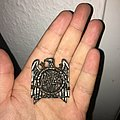 1990@ Slayer Poker pin! Original! Pin / Badge