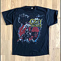 Ozzy Osbourne - TShirt or Longsleeve - Original 1986 Ozzy - Ultimate Sin tour shirt!