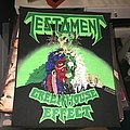Testament - Patch - 1989 Testament backpatch! Brand new!