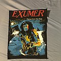 Original Exumer Rising From The Sea Backpatch!