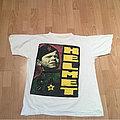 Helmet - TShirt or Longsleeve - 1992 Helmet - Meantime shirt!