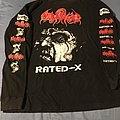 1995 Deranged Rated-X!  TShirt or Longsleeve