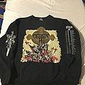 New Arrival! 1991(?) Asphyx Tour Sweatshirt