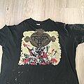 Asphyx - TShirt or Longsleeve - 1991 Asphyx church of satan Tour Shirt!