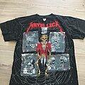 Metallica - TShirt or Longsleeve - Original 1992 Metallica ringmaster tee!
