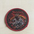 Rainbow - Patch - Vintage Rainbow - Rising Patch!
