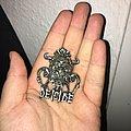 1991 Deicide Poker/Blue Grape pin! Pin / Badge