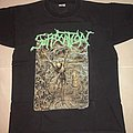 Suffocation - Pierced From Within 1995 Tour Shirt