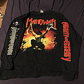 1994 Manowar Tour Longsleeve!  TShirt or Longsleeve