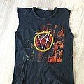 1987 Slayer - Reign In Blood tour shirt!