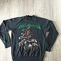 Original Helloween -Walls Of Jericho sweater! TShirt or Longsleeve