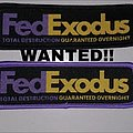 Exodus - Patch - WANTED! exodus patch!