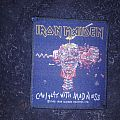 Iron Maiden - Patch - Iron Maiden - Can I Play With Madness Official Woven Patch