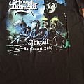 King Diamond - Abigail In Concert 2016 TShirt or Longsleeve
