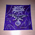 Patch - King Diamond - The Eye Official Woven Patch
