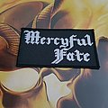 Mercyful Fate - Logo Patch