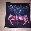 Patch - Benediction - Transcend The Rubicon Official Woven Patch